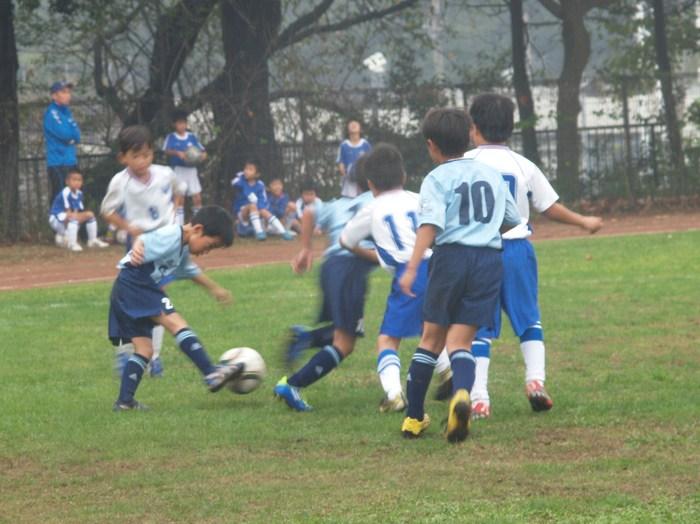第43回横浜国際チビッ子サッカー大会 決勝トーナメント SL-Aチーム_a0109316_0254933.jpg