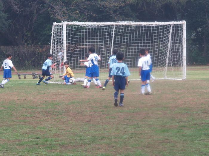 第43回横浜国際チビッ子サッカー大会 決勝トーナメント SL-Aチーム_a0109316_0261531.jpg