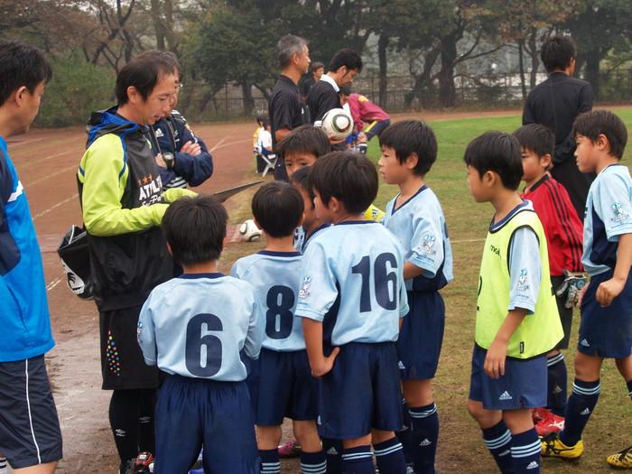 第43回横浜国際チビッ子サッカー大会 決勝トーナメント SL-Aチーム_a0109316_026436.jpg