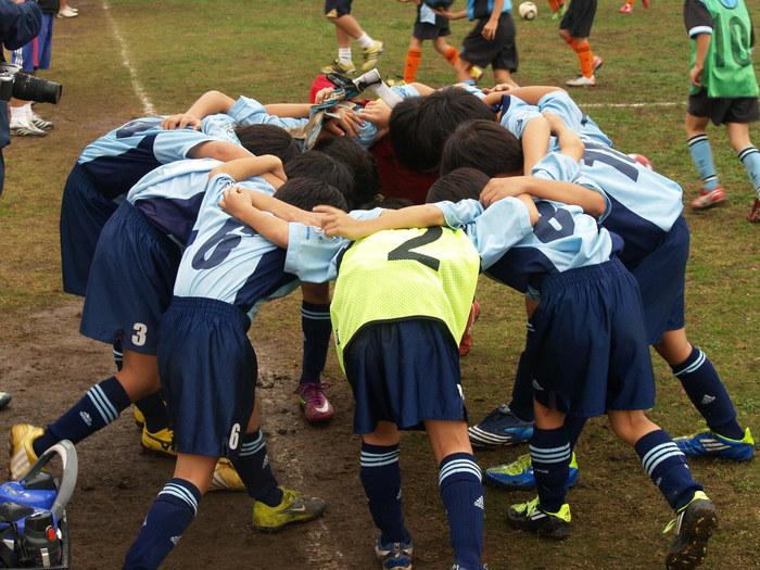 第43回横浜国際チビッ子サッカー大会 決勝トーナメント SL-Aチーム_a0109316_027151.jpg