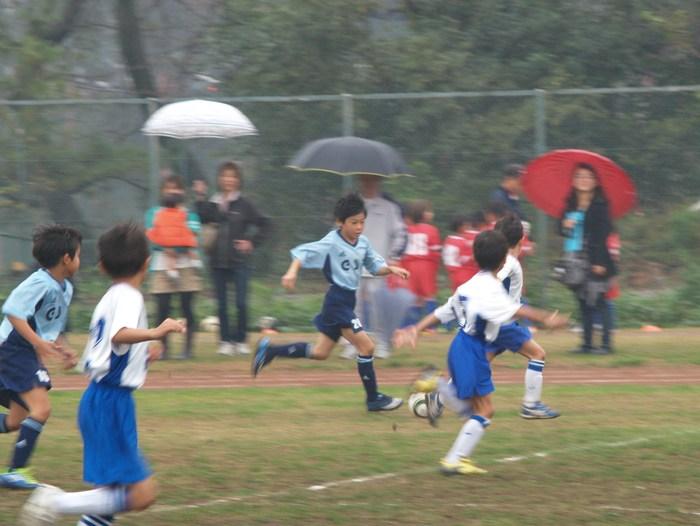 第43回横浜国際チビッ子サッカー大会 決勝トーナメント SL-Aチーム_a0109316_0274355.jpg