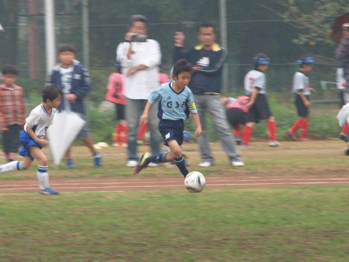 第43回横浜国際チビッ子サッカー大会 決勝トーナメント SL-Aチーム_a0109316_027587.jpg
