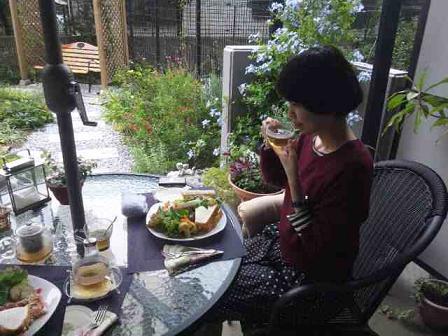 お野菜ランチ_d0085018_035459.jpg