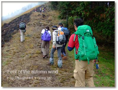 空気が澄んで気持ちいい  〜秋も野山へ繰り出そう~_f0086825_21531831.jpg