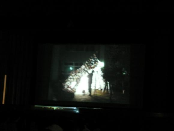 2011年 おとどけアート 稲積小学校 「秋の秘密基地」 小助川裕康_a0062127_1562476.jpg