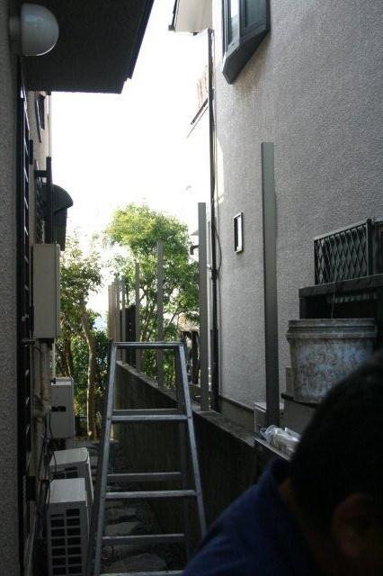 エクステリアの改修が終わりました(横浜市青葉区)_e0207151_19291235.jpg