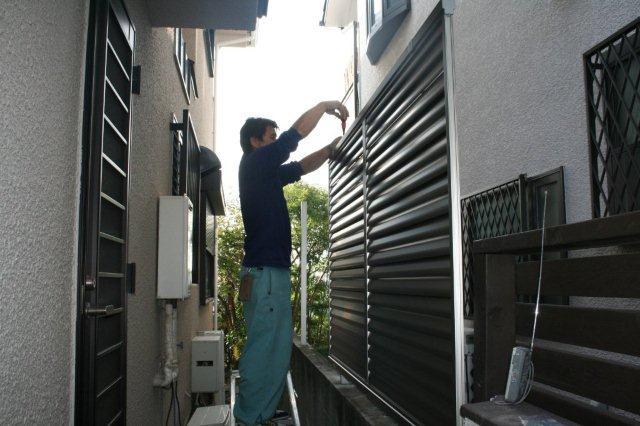 エクステリアの改修が終わりました(横浜市青葉区)_e0207151_19292617.jpg
