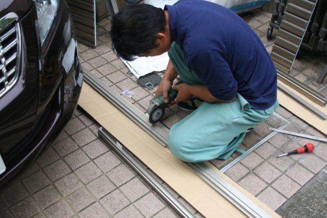 エクステリアの改修が終わりました(横浜市青葉区)_e0207151_19314818.jpg