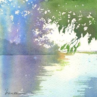 小作品2枚描きました_f0176370_1713140.jpg
