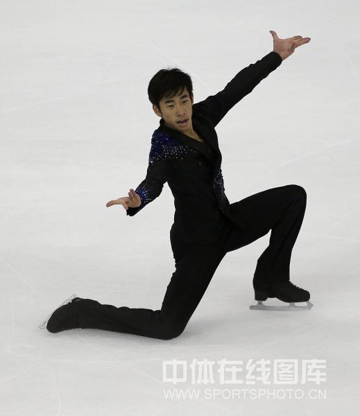 2011年中国杯・男子フリー_b0038294_7501111.jpg