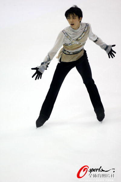 2011年中国杯・男子フリー_b0038294_928941.jpg