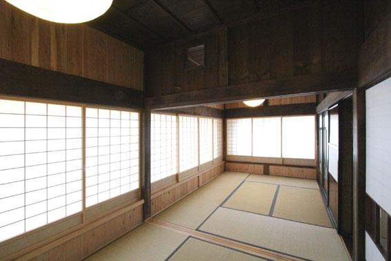 バイオクライマティック建築シンポ・札幌小樽10:祝津茨木家中出張番屋4_e0054299_13201772.jpg