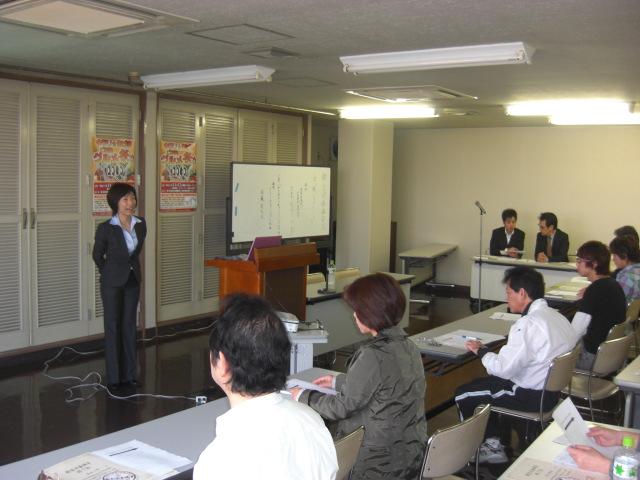 衛生消毒講習会_b0209507_14181136.jpg