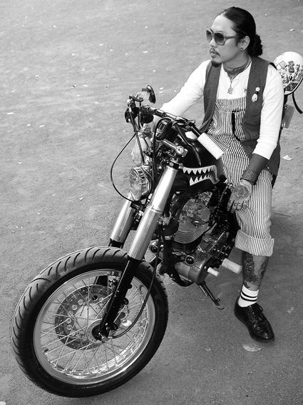 5COLORS「君はなんでそのバイクに乗ってるの?」#45_f0203027_14102219.jpg