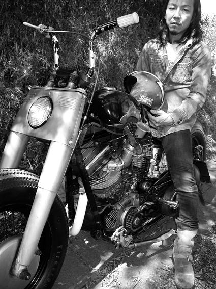 5COLORS「君はなんでそのバイクに乗ってるの?」#45_f0203027_1411196.jpg