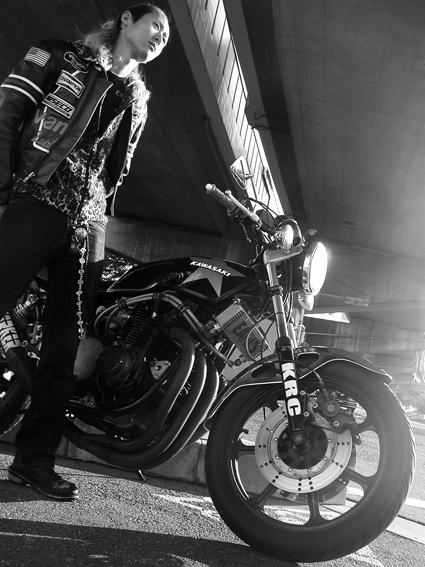 5COLORS「君はなんでそのバイクに乗ってるの?」#45_f0203027_1492432.jpg