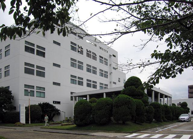 大阪府立中河内府民センター : 建築図鑑 index