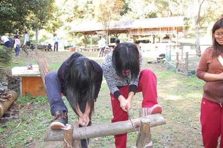 岬高校第1学年植樹サポート in 孝子の森_c0108460_18311042.jpg