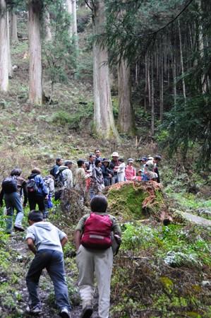 第9回 吉野の山を見るツアー_e0164563_12201068.jpg