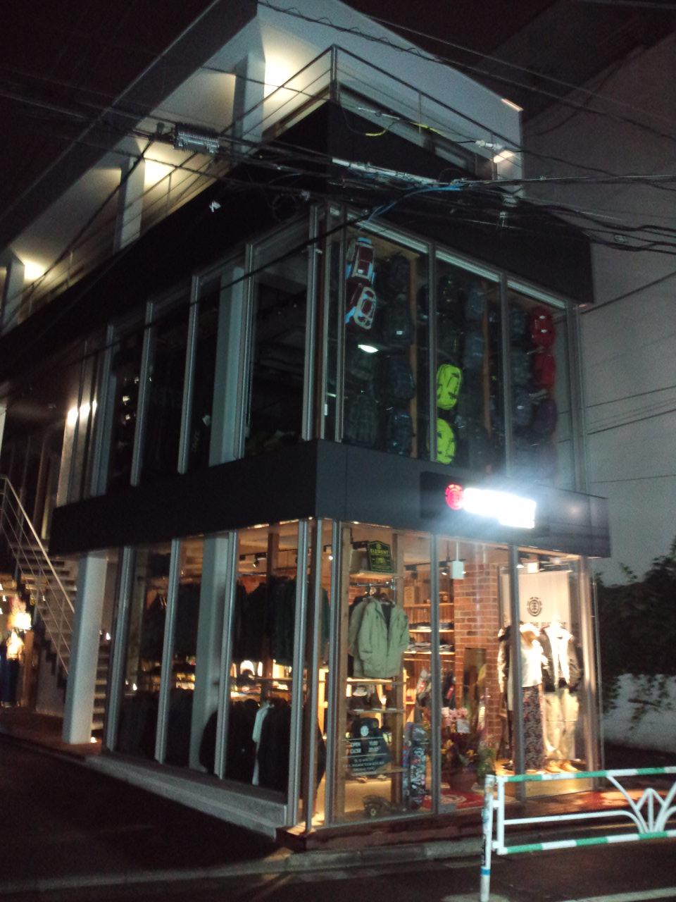 渋谷キャットストリートにvonzipper store open_c0151965_2325414.jpg