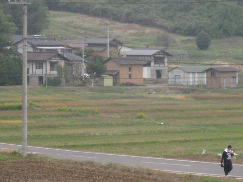 奈良輪家旧地推測~大森城裏口付近_a0087378_66144.jpg