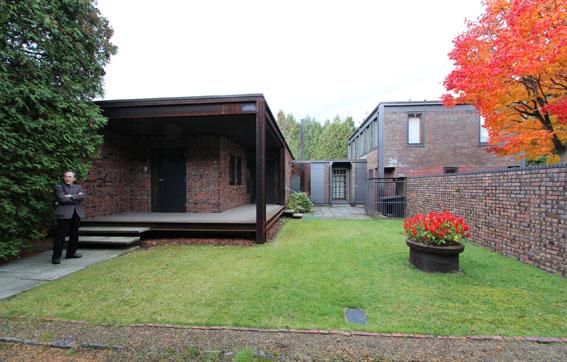 バイオクライマティック建築シンポ・札幌小樽12:上遠野邸_e0054299_10552350.jpg