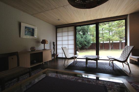 バイオクライマティック建築シンポ・札幌小樽12:上遠野邸_e0054299_92878.jpg