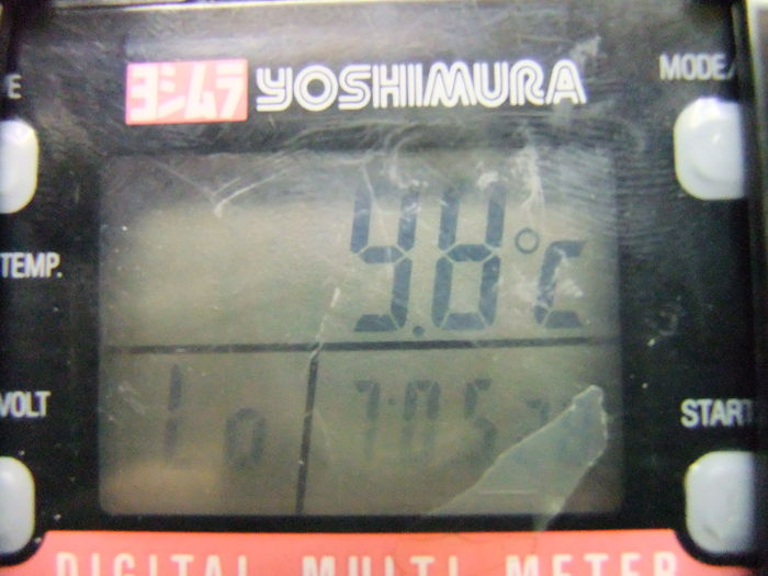 ヨシムラ デジタル マルチ テンプメーター!_c0226202_2015019.jpg