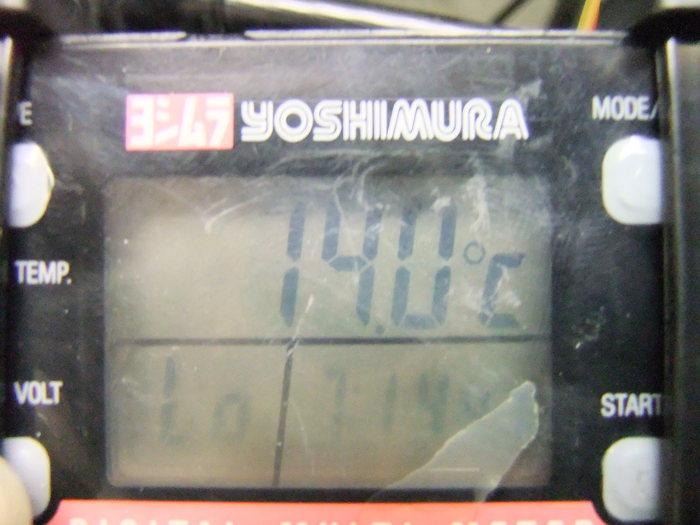 ヨシムラ デジタル マルチ テンプメーター!_c0226202_20191489.jpg
