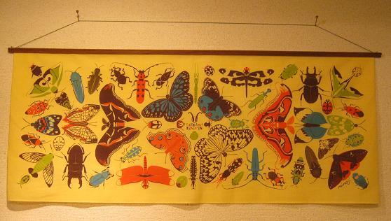 もぞもぞ 虫・蟲 展 - mozomozo mushimushi ten -      たまごの工房 企画展その8_e0134502_13395360.jpg