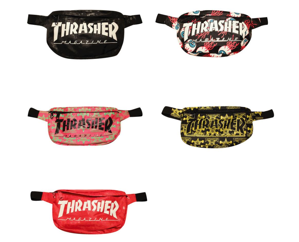 THRASHER BACKPACK & POUCH!!_c0083911_3265719.jpg