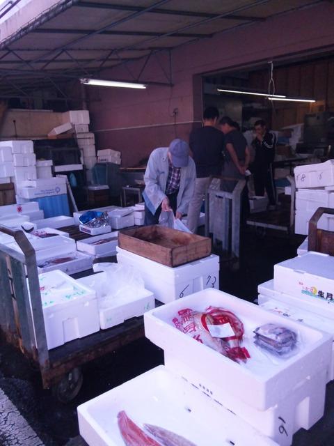 「田崎市場」 ウォッチング_b0228113_15292999.jpg