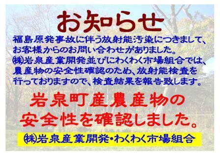 岩泉町産農産物の放射能検査について_b0206037_1556854.jpg