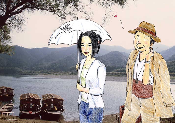 演劇(片岡、山藤花、佐藤誓)_a0051539_1856453.jpg