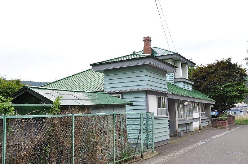 田上義也記念室(旧坂牛邸)_c0112559_152153100.jpg