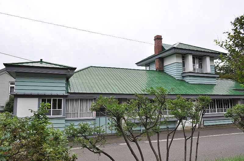 田上義也記念室(旧坂牛邸)_c0112559_1522059.jpg