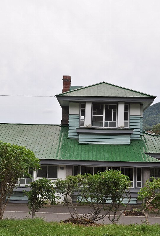 田上義也記念室(旧坂牛邸)_c0112559_15221326.jpg