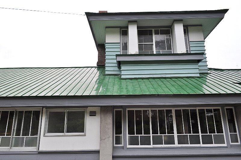 田上義也記念室(旧坂牛邸)_c0112559_1522207.jpg