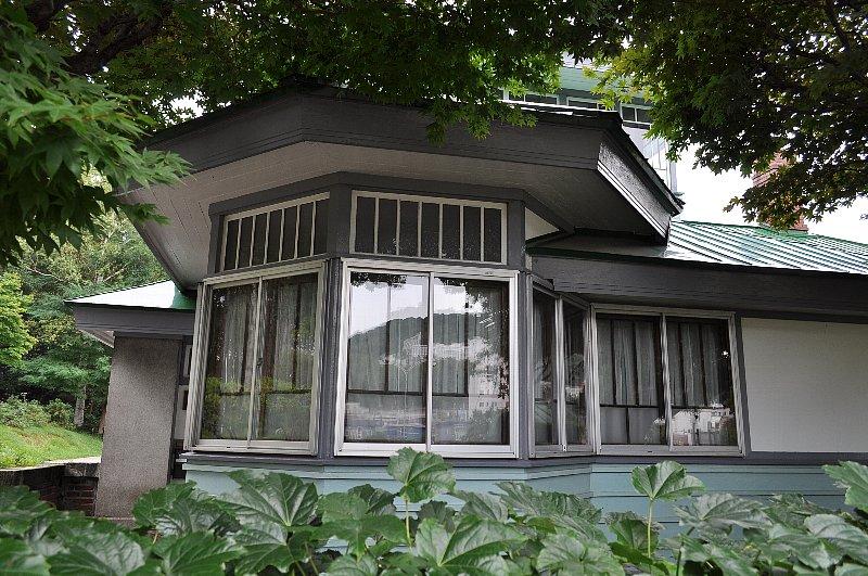 田上義也記念室(旧坂牛邸)_c0112559_15224520.jpg