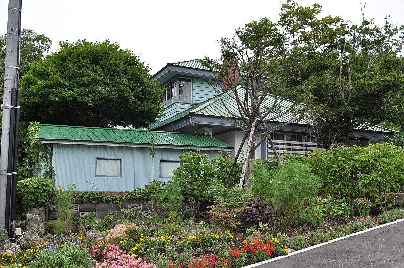 田上義也記念室(旧坂牛邸)_c0112559_15225465.jpg