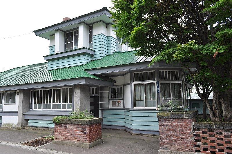 田上義也記念室(旧坂牛邸)_c0112559_152263.jpg