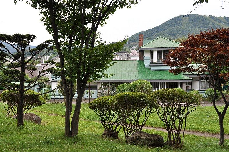 田上義也記念室(旧坂牛邸)_c0112559_15231388.jpg