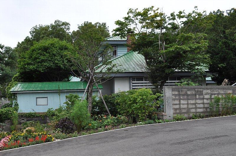 田上義也記念室(旧坂牛邸)_c0112559_1523585.jpg