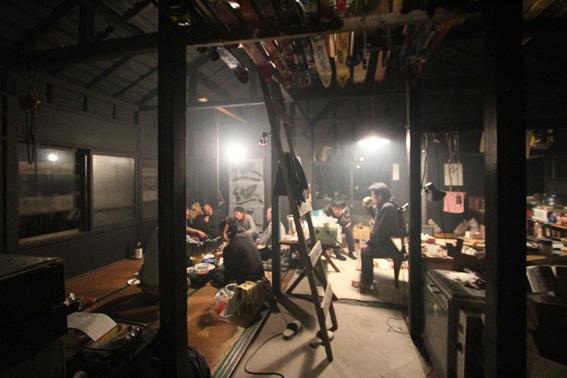 バイオクライマティック建築シンポ・札幌小樽13:観楓会_e0054299_13232649.jpg