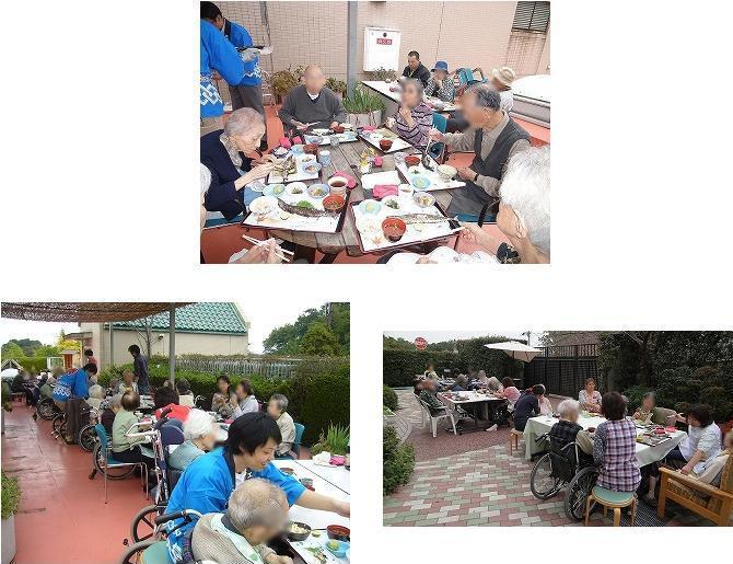 食事イベント「秋の味覚フェア」<エスティームライフ学園前>_c0107602_15313896.jpg