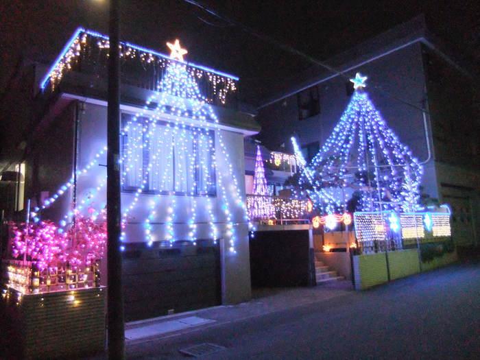 クリスマスイルミネーション!!_c0226202_19281342.jpg