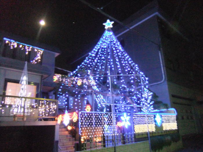 クリスマスイルミネーション!!_c0226202_19292914.jpg