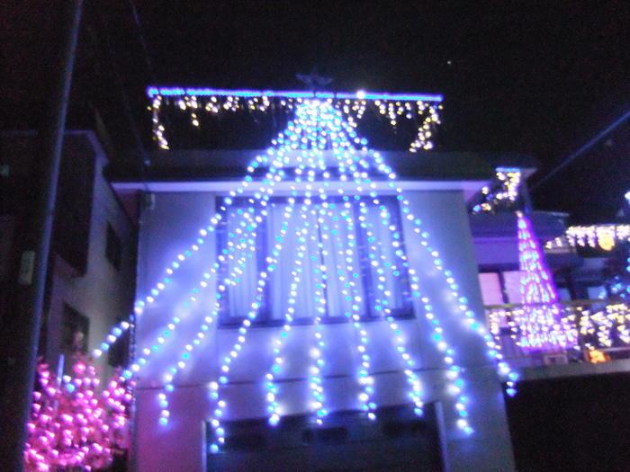クリスマスイルミネーション!!_c0226202_1929880.jpg