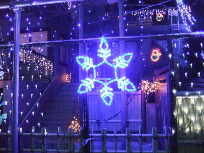 クリスマスイルミネーション!!_c0226202_19302836.jpg