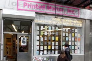 ニューヨークの本屋さん店内にもストリート・ビュー導入中_b0007805_155329.jpg